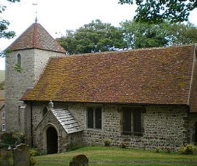 St Laurence Church, Telscombe Village