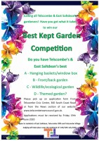 Best Kept Garden Competition