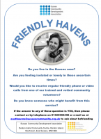 Friendly Havens – Befriending Service