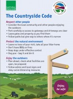 Revised Countryside Code