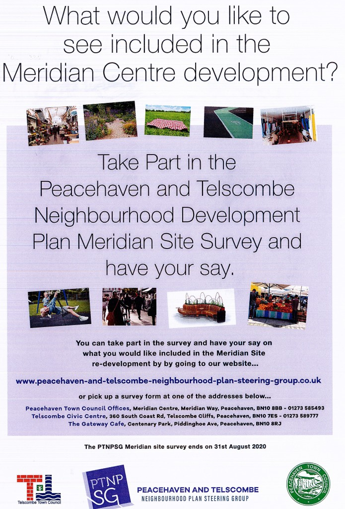 Peacehaven & Telscombe Neighbourhood Development Plan – Meridian Site Survey